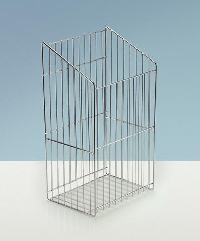 WASMAND ZONDER GREEP HETTICH CE staal*draadmodel*328x250x540