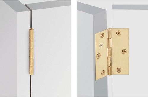 MEUBELSCHARNIER 50mm ONI CE stomp inlig/voorlig deur*bocht