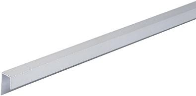 GELEIDINGSPROFIEL HETTICH CE aluminium*opschroef*max.20kg