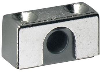 GELEIDER DRAAISTANG HETTICH CE staal vernikkeld*opschroef