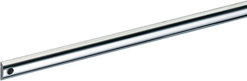 STANG voor S-SLOT HETTICH CE staal vernikkeld*halfrond