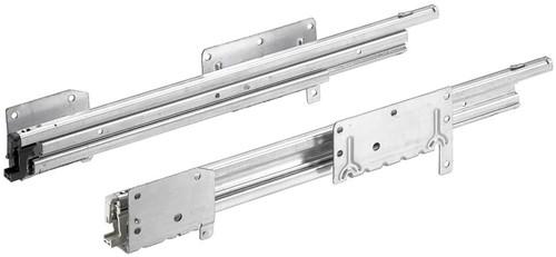 GELEIDER Quadro RS HETTICH CE lade staal*VUB*EB292*max.45kg