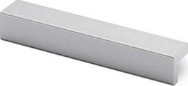 MEUBELGREEP TUDER HETTICH CE aluminium*L-model*hoh 96mm