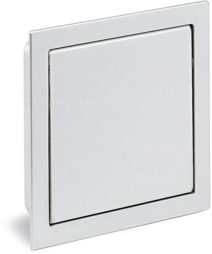 MEUBELGREEP VETERA HETTICH CE aluminium*inlaat*hoh 64mm
