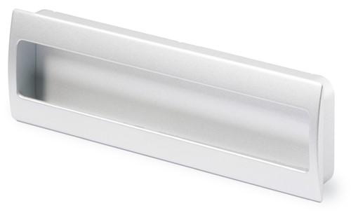 MEUBELGREEP MISNIA HETTICH CE aluminium*inlaat*hoh 160mm