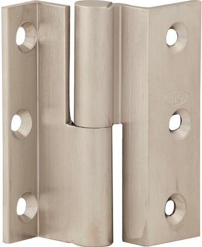 MEUBELSCHARNIER 50mm ONI CE bocht 7,5mm opdekdeur*1,7mm*