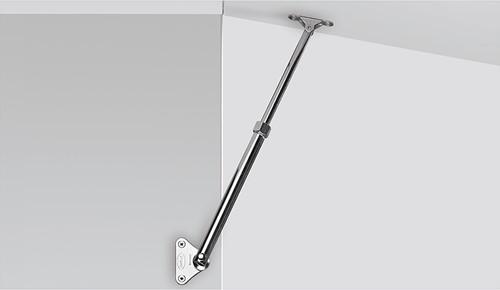 MEUBELSCHAAR STAAL HETTICH CE max.deurgewicht 4,0kg