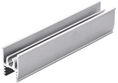BOVENPROFIEL HORI SEVROLL CE aluminium*L=3000mm