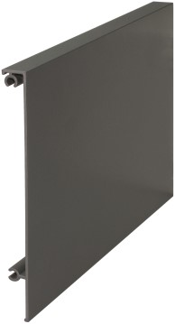 FRONTPROFIEL BINNENLA SEVROLL CE universeel staal*voor SevrollBox Slim
