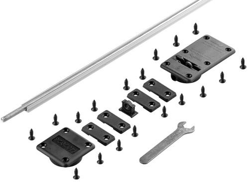 UITRICHTBESLAG HOUT MEFF CE voor deuren/panelen van 12/16/18mm