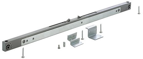 DEMPINGSSET Rs/Ls SEVROLL CE softclose*square voor 3e deur