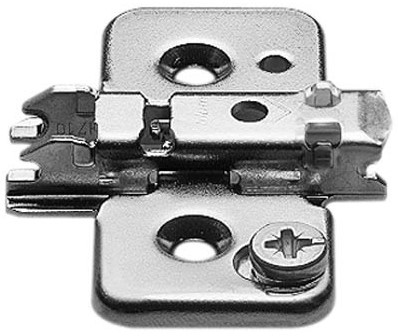 MONTAGEPLAATJE 2G SEVROLL CE schroef*excenter*3,5x16*sys32mm*