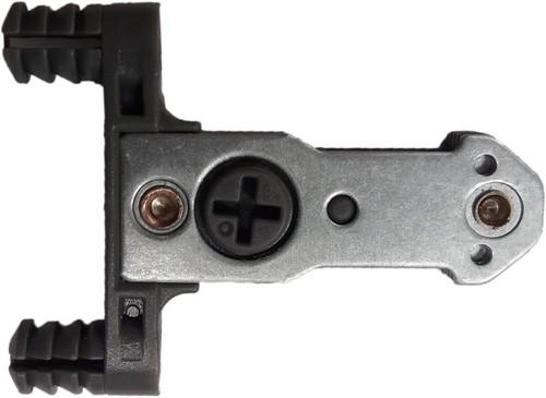 FRONTBEVESTIGER (D) SEVROLL CE met 10mm deuvels*voor Sevrollbox-D
